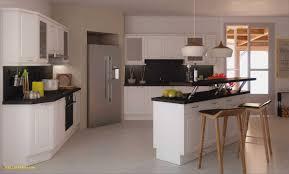 cuisine ouverte avec ilot table modele cuisine avec ilot central table collection et modele cuisine