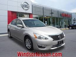 nissan altima 2015 limited edition used nissan for sale windsor nissan