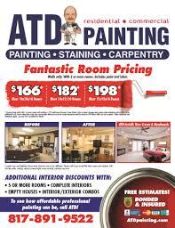 atd painting pricing specials u0026 coupons