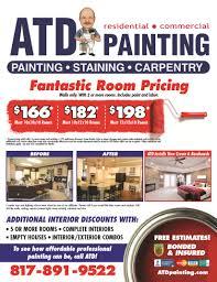 100 exterior paint estimate bill u0027s painting services
