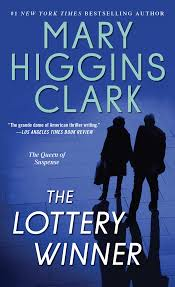the lottery winner book by mary higgins clark official