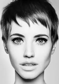 popular hair cuts for tall head shorthair hair model short indie summer pretty cosmetics