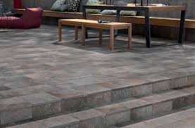 outdoor tile for floors porcelain stoneware matte garden