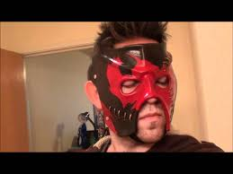 Kane Halloween Costume Kane Mask 2002 2003