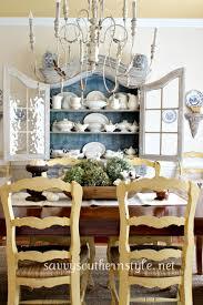savvy southern style blue u0026 white plus ironstone