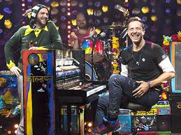 Coldplay Christmas Lights 2015 12 26 Coldplay On Jonathan Ross Show Christmas Lights With