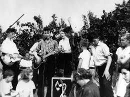biography of john lennon in the beatles 6 july 1957 john lennon meets paul mccartney the beatles bible