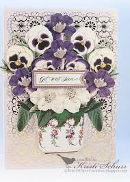 Challenge Plant Pot 98 Best Ag Flower Pot Decoupage Die Cuts Images On