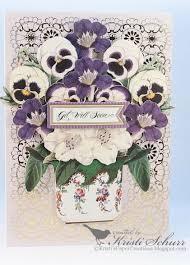 Challenge Flower Pot 98 Best Ag Flower Pot Decoupage Die Cuts Images On