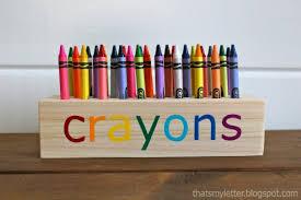 ana white easy scrap wood crayon or pencil block holder diy