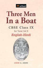 three men in a boat term 1 jerome k jerome class 9th e h