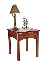 Cherry End Tables Cherry End Tables Made In The Usa Cherry Living Room Furniture