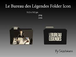 icon bureau le bureau des legendes folder icon by shadokuss on deviantart