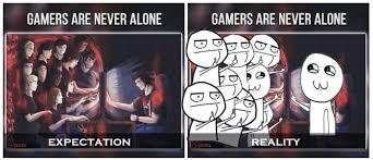 Never Alone Meme - gamers album on imgur