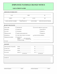 Sound Engineer Resume Sample Payroll Change Form Template Change Of Address Form Template U