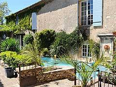 uzes chambre d hote bed and breakfast uzes provence bed and breakfast