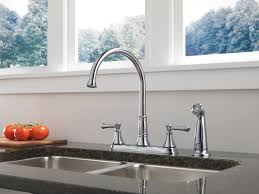 delta kitchen faucet warranty faucet com 2497lf ar in arctic stainless by delta