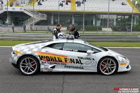 gallery 2016 lamborghini huracan super trofeo safety car gtspirit