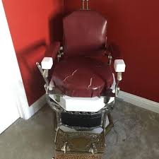 Old Barber Chair Best Antique Barber Chair By Koken 1600 00 Obo For Sale In Elk