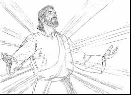 awesome printable bible coloring pages with jesus coloring pages