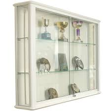 dfe furniture for schools shield glazed wall display cabinet