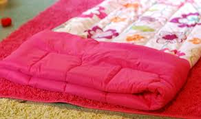 how to sew a simple sleepover sleeping bag simply natural mom