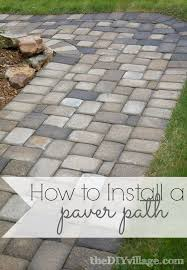 Top 25 Best Paving Stones Ideas On Pinterest Paving Stone Patio by 25 Trending Walkway Ideas Ideas On Pinterest Front Yard Walkway
