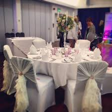 chair covers at ware priory wedding fayre chair covers