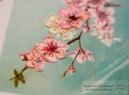 silk ribbon embroidery printed backgrounds for silk ribbon embroidery hearty craft