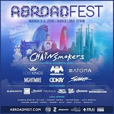 abroadfest 2016 line abroadfest