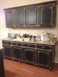 antique colored kitchen cabinets how to antique black cabinets black cabinets with faux