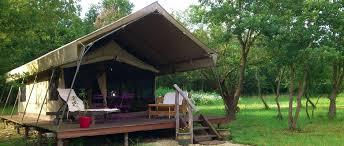 chambre d hote a saumur ecolodge en tente safari la maison joulin chambres d hôtes et
