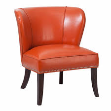 Burnt Orange Accent Chair Furniture Chairs And Ottoman Sets Burnt Orange Accent Chair