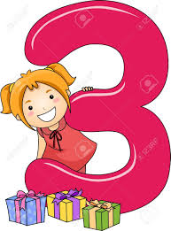 kids numbers clipart clipartsgram com