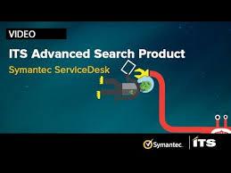 Symantec Service Desk The Its Advanced Search Tool Symantec Servicedesk Youtube