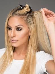 elite hair extensions 16 easixtend elite remy human hair clip in by easihair hair