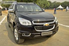 chevrolet trailblazer 2015 chevrolet trailblazer photos review 2 carblogindia