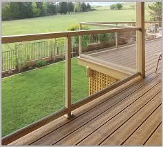 Decking Handrail Ideas Modern Glass Deck Railing Ideas U2014 Doherty House