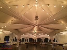 tent draping allcargos tent event rentals inc harding waterfront estate