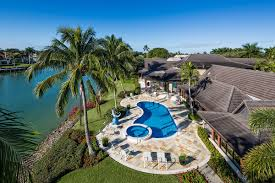 celine dion private island luxury waterfront home in port royal naples blog homeadverts