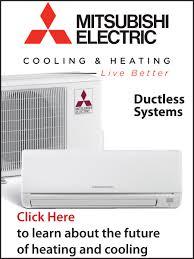 mitsubishi electric cooling and heating denver heating u0026 cooling services builder u0027s heating u0026 air
