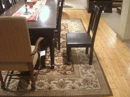 Rug In Dining Room Kitchen Standard Dining Room Size Nook Dining Room Table Area