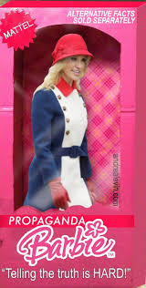 Barbie Meme - downwithtyranny kellyanne conway memes crazy lady now roams the