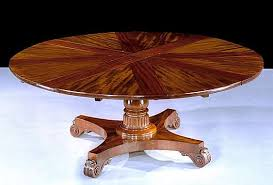 Jupe Dining Table A William Iv Extending Circular Dining Table By Robert Jupe