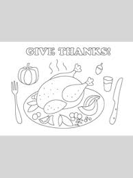 myprintables thanksgiving coloring sheets occupy