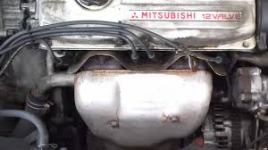 mitsubishi mirage 1993 1994 mirage 1 5 auto youtube