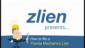How To Get Power Of Attorney In Florida by Florida Mechanics Lien Law 5 Things To Know