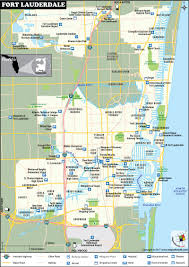 Weeki Wachee Florida Map by Fort Lauderdale Map Map Of Fort Lauderdale