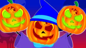 jack o lantern halloween song scary rhymes nursery rhymes kids
