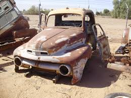 Ford Classic Truck Parts - 1951 ford truck f 100 51ft9632c desert valley auto parts
